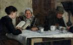 22 Scène de famille Jules Louis Rame, Adjugé 5800
