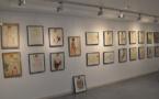 Exposition-Vente Yvonne Guégan et Amanda Ade à Ouistreham Riva Bella du 30 juillet au 10 aout