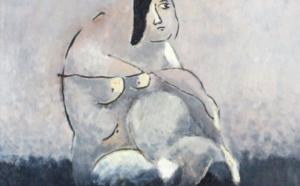 29 Jacques Pasquier Femme linéaire au bandeau