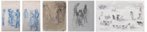 """""""Dans l'intimité de Charles Léandre"""" - vente du 7 Décembre 219 à Bayeux Enchères - Résultats de vente"""