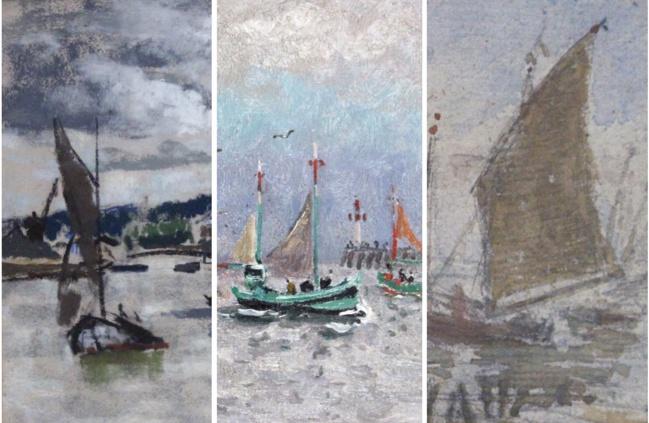 Les artistes normands, dimanche 31 mai 2020, à 14h à l'Hôtel des Ventes de Bayeux