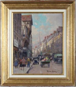 Les Artistes Normands - Belle vente LIVE dimanche 6 décembre à 14h à l'Hôtel des ventes de Bayeux
