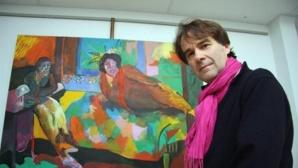 Vu sur Ouest France du 30 novembre 2012 : Bayeux. Les peintres normands aux enchères ce week-end