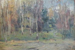 47 Vassiliy Dimitrievitch POLENOV (1844-1927) Adjugé 7 500€