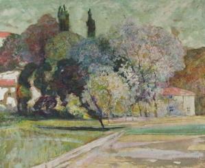41 Victor CHARRETON (1864-1936) Adjugé 4 500€