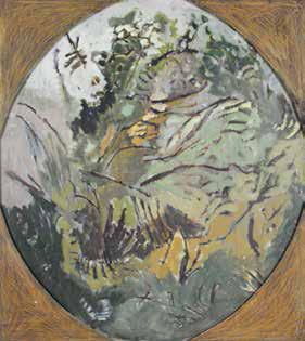 220 PASQUIER Jacques Paysade ovale (1966)  Adjugé 1 350 euros
