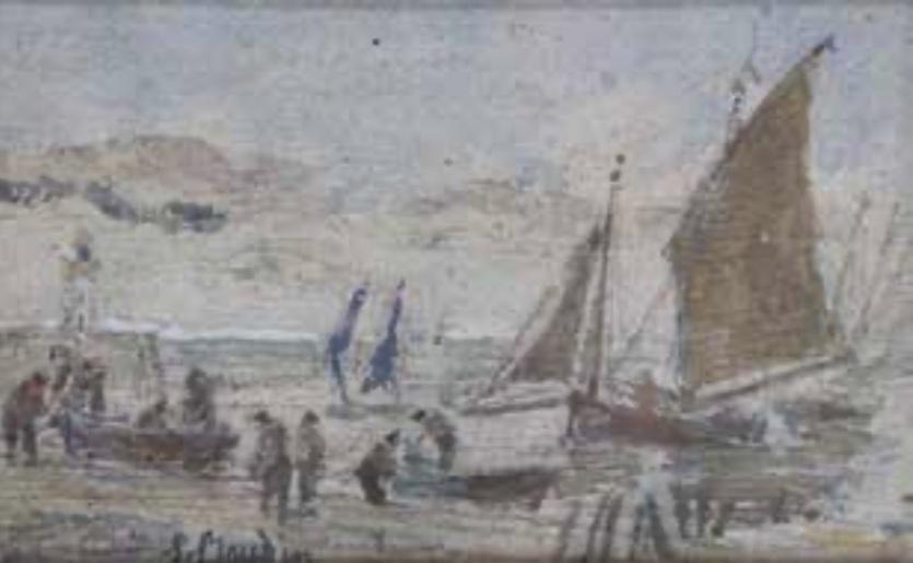 Les artistes normands - quelques résultats de la vente du 31 mai 2020