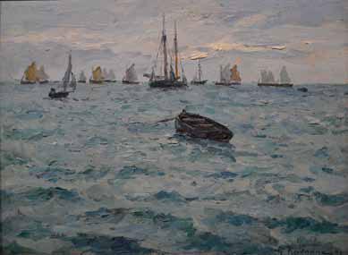 49 Léon Gustave RAVANNE Adjugé 4300 €