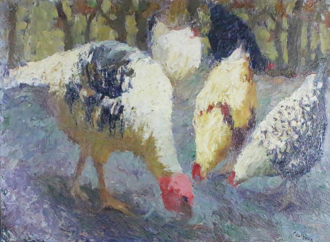 210 Marcel COUCHAUX (1877 1939)