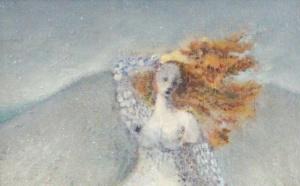 368 Pier Brouet Jeune femme rousse (1967), adugé 2500 euros