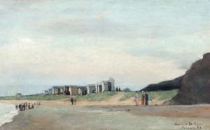 Colonies d'artistes sur les rives et rivages de Basse-Normandie 1880-1950 - 5 juillet au 15 septembre 2013 Musée Charles Léandre Condé sur Noireau