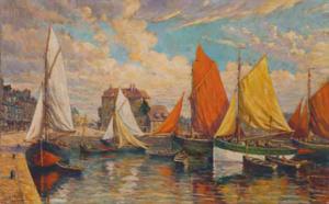 Géo LEFEVRE (Clinchamps-sur-Orne, 1876-1953) Lot 91