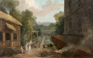 28 Hubert ROBERT Adjugé : 180 000 €