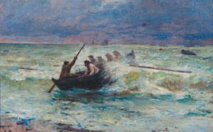 54 Léon-Gustave RAVANNE Adjugé 6 050 €
