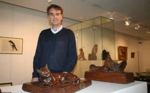 Vu dans l'Orne Combattante le 11 décembre 2013 : Une nouvelle exposition au musée de Condé