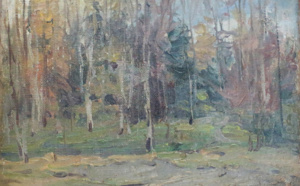47 Vassiliy Dimitrievitch POLENOV (1844-1927) Adjugé 7 500€