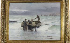 57 Léon-Gustave RAVANNE        Vendu 7650
